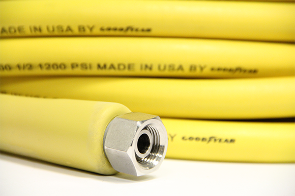 The importance of maintaining your cleaning and food grade hoses properly