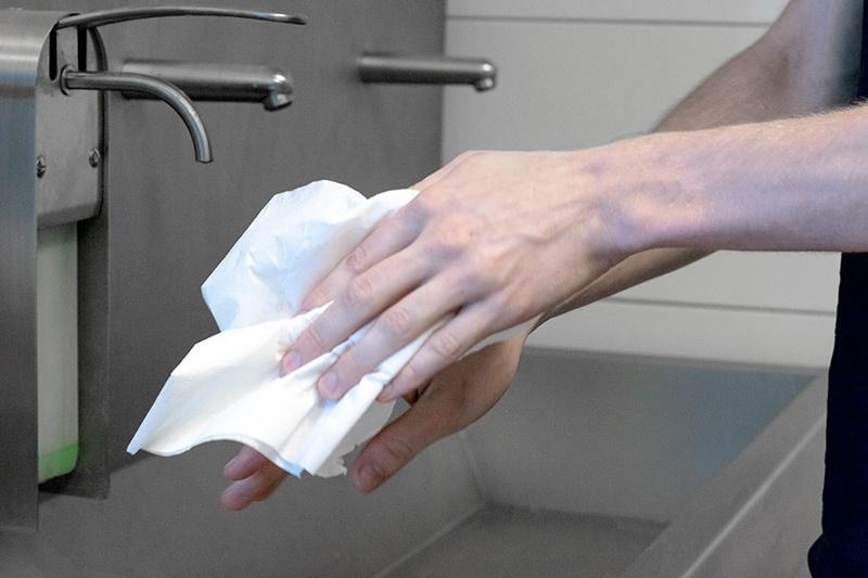 Podejmij środki przeciw koronawirusowi i popraw higienę osobistą