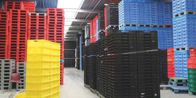 The influence of the type of crate on which crate washer to select