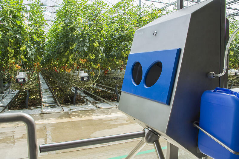 Wat zijn de drie belangrijkste verspreiders van ziektes in de glastuinbouw?