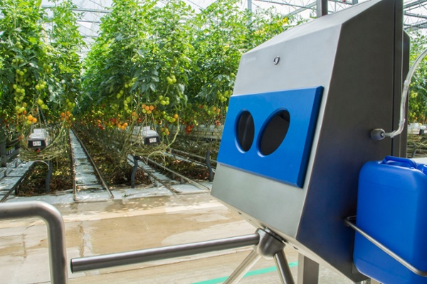 The necessity of hand hygiene in greenhouse horticulture